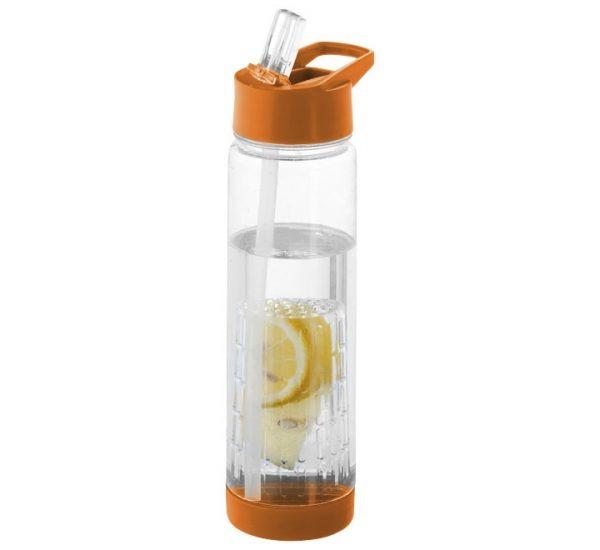 Promotional Infuser Bottle-orange
