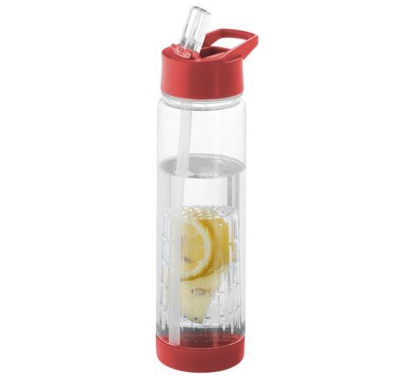 Promotional Infuser Bottle-red