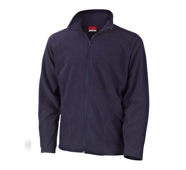 Promotional Micron Fleece-navy