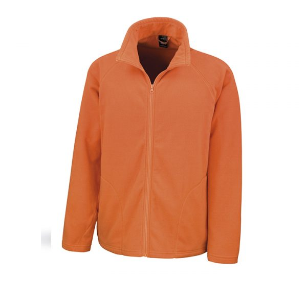 Promotional Micron Fleece-orange