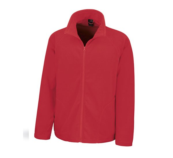 Promotional Micron Fleece-red