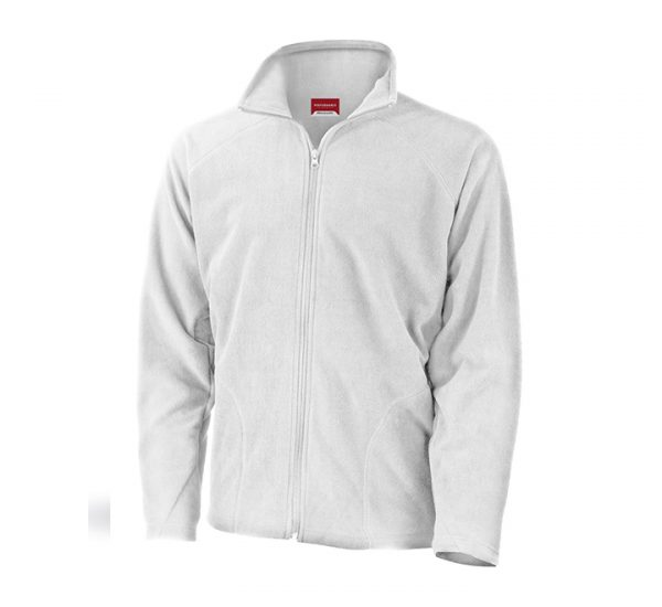Promotional Micron Fleece-white