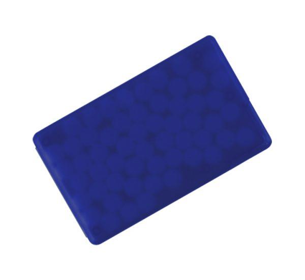 Promotional Mint Cards-blue