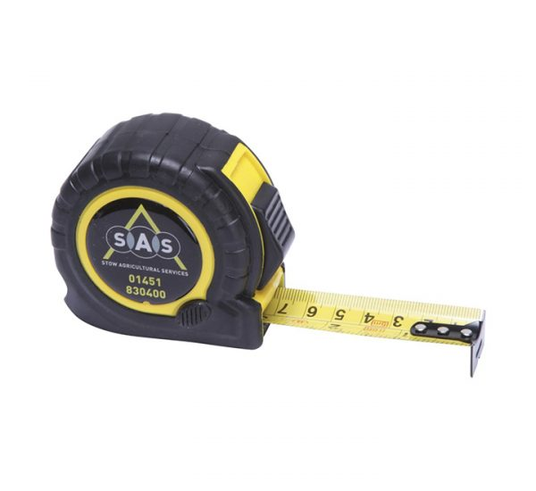 Promotional Tape Measure - TT5 Yellow open
