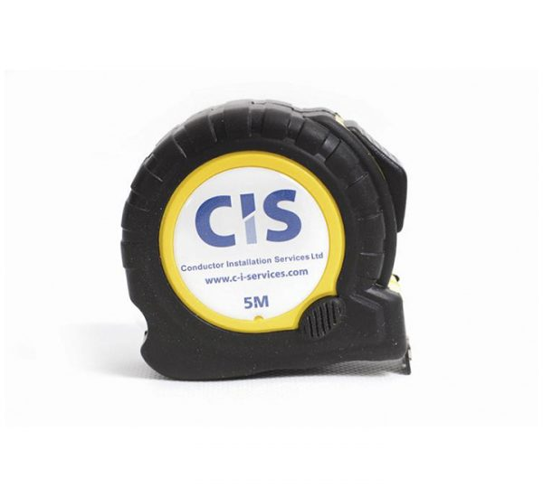Promotional Tape Measure - TT5 printed