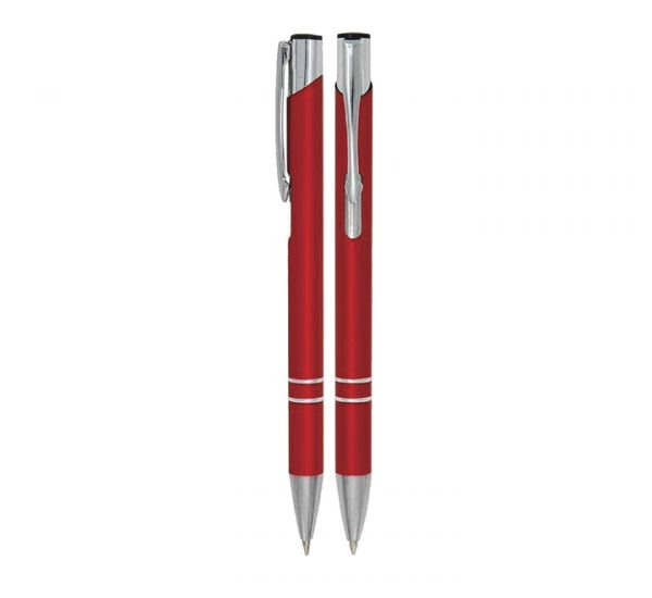 Promotional Ultimate Metal Ballpen-red