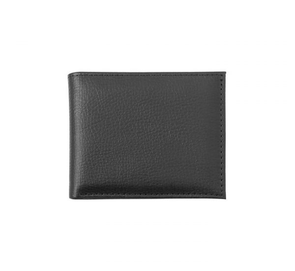 Promotional basic leather wallet