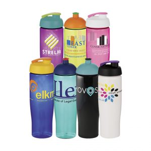 Promotional branded sports bottle-group
