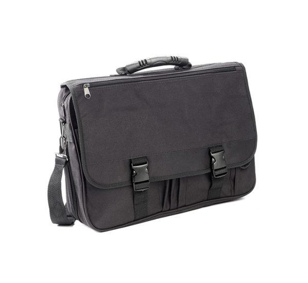 Promotional chalford laptop bag-black