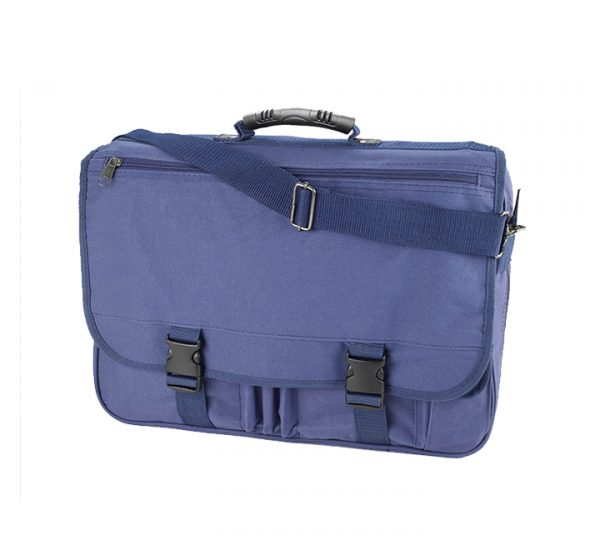 Promotional chalford laptop bag-blue