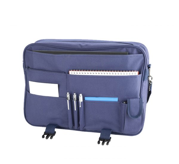 Promotional chalford laptop bag-open