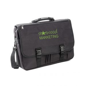 Promotional chalford laptop bag-printed