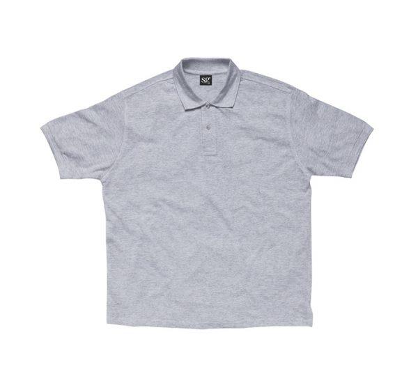 Promotional company polo shirt-light-oxford