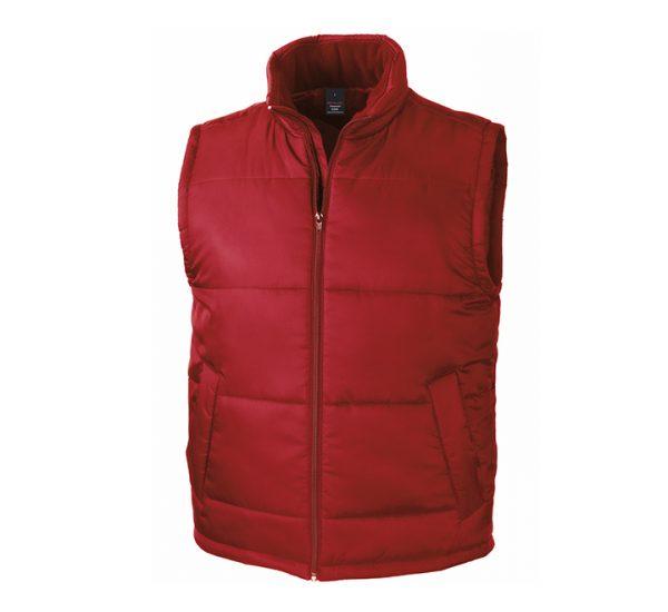 Result Core Bodywarmer-red