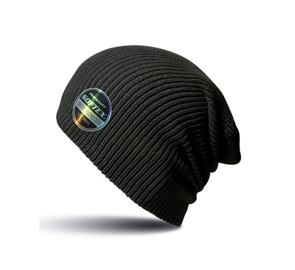 Result Core Softex Beanie-black