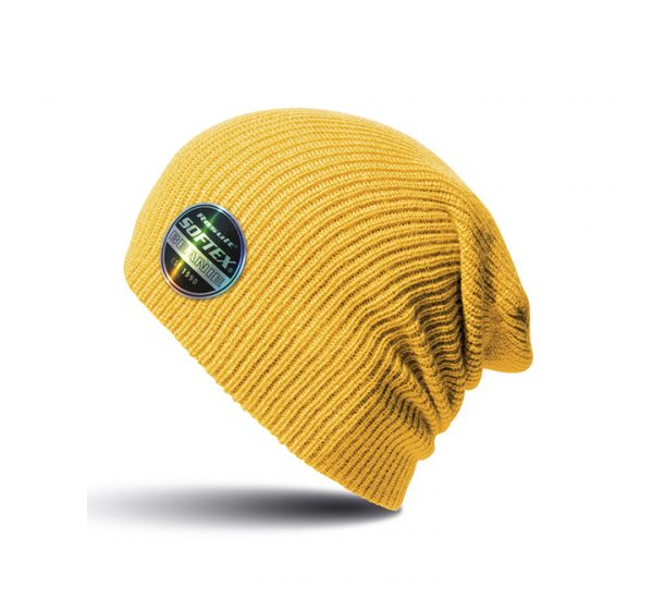 Result Core Softex Beanie-gold