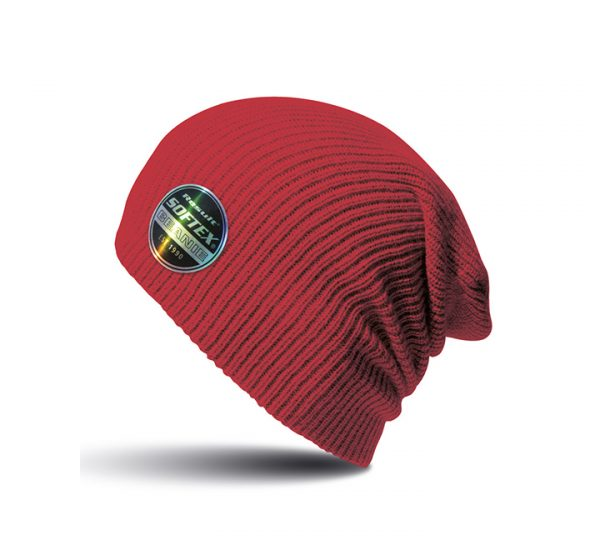 Result Core Softex Beanie-red