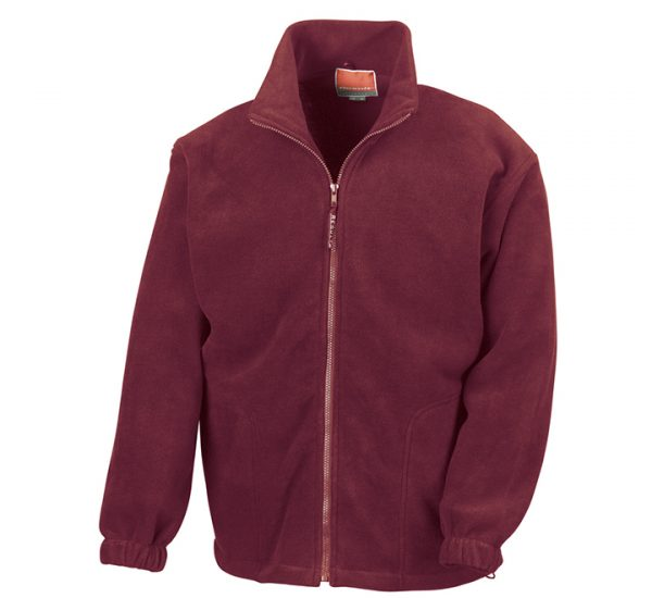 Result Polatherm Promotional Fleece-burgundy