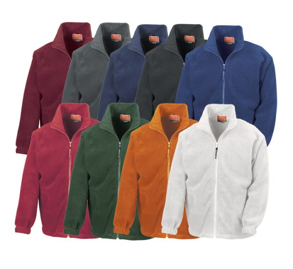 Result Polatherm Promotional Fleece-group