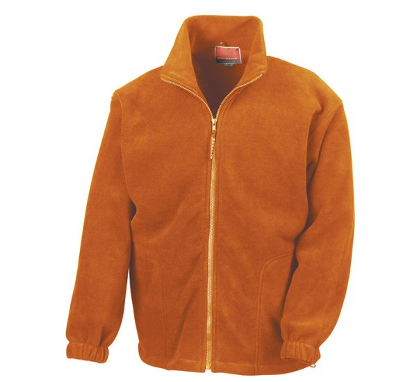 Result Polatherm Promotional Fleece-orange