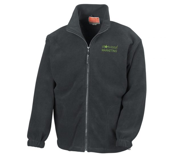 Result Polatherm Promotional Fleece-printed