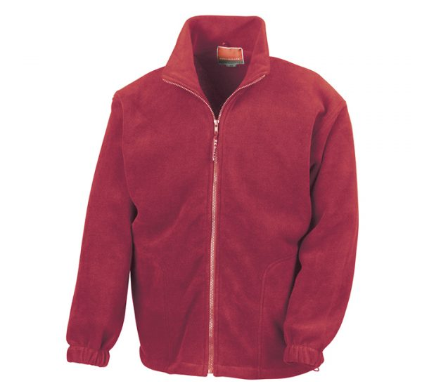 Result Polatherm Promotional Fleece-red
