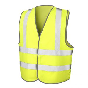 Result Safety Hi-Vis Vest-yellow