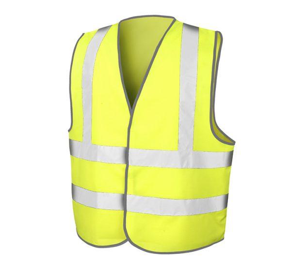 Result Safety Hi-Vis Vest-yellow
