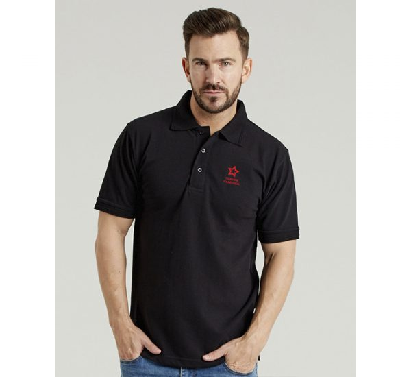 Ultimate Pique Polo-embroidered