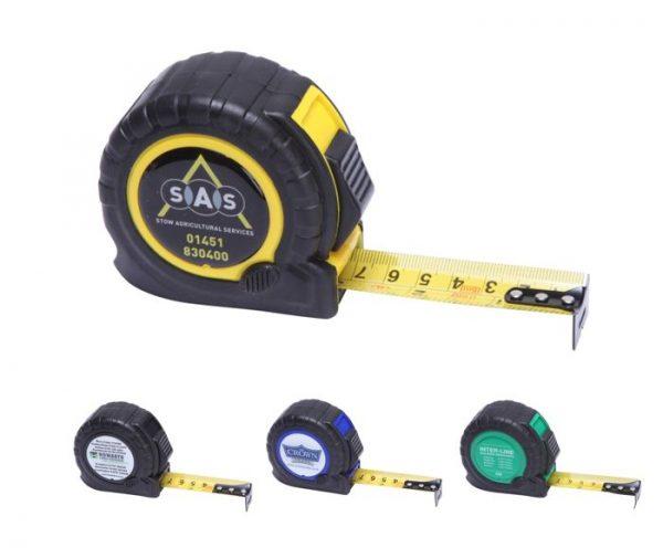 Promotional TT5 Tape Measure - group