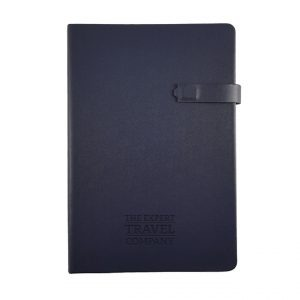 Premium Regency A5 Executive notebook-magnetic-embossed