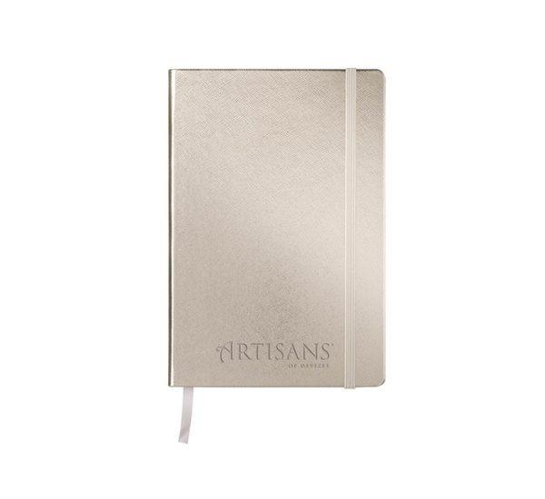 Premium A5 Regency Notebook Rose Gold-embossed