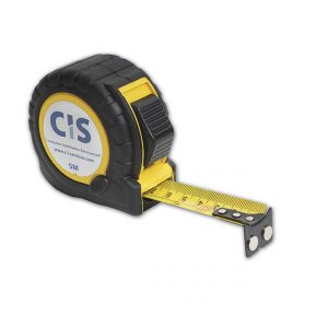 Printed 5 metre magnetic hook tape measure