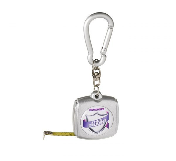 Promotional 1 Metre Keyring Tape Measure