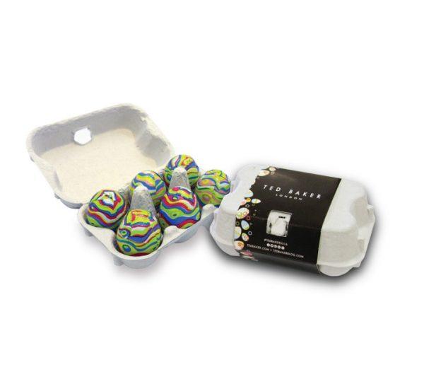 Promotional Chocolate Egg Carton