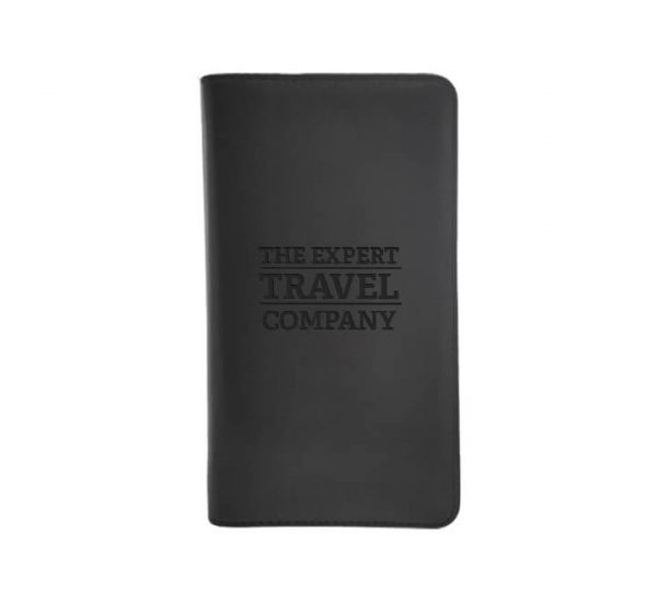 Branded Travel Wallet