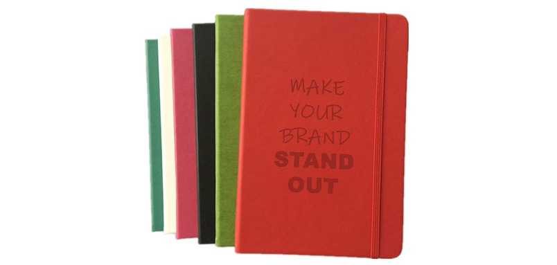 How Branded Notebooks can help your marketing