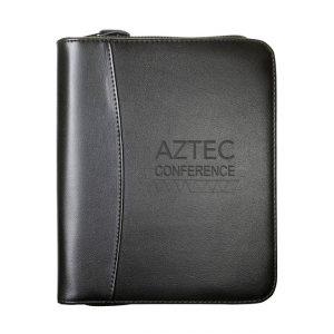A5 Tablet Folder-embossed