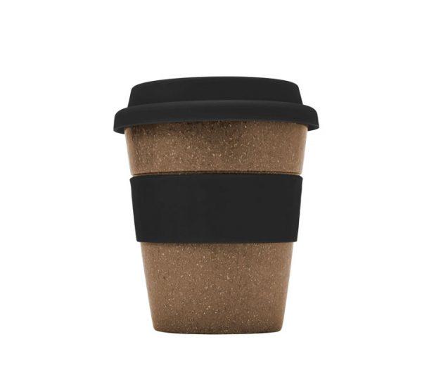Bamboo Fibre Cup-Black