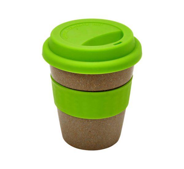 Bamboo Fibre Cup-Green