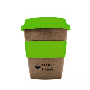 Bamboo Fibre Cup-branded
