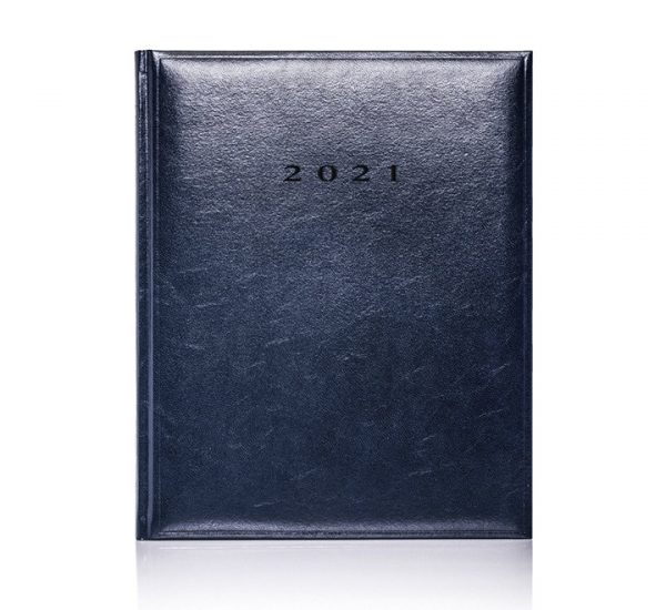 Promotional Quarto Colombia 2021 Diary - Blue