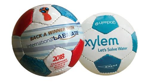 Size 1 & 2 Custom Printed Footballs