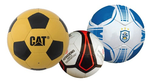 Size 3 4 & 5 Custom Printed Footballs