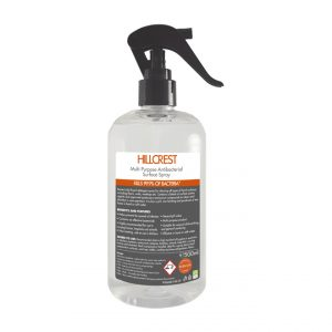 500ml Antibacterial Surface Spray
