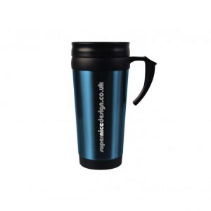 Antibug ColourTint Travel Mug
