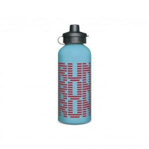 Antibug Colourcoat Aluminium Sports Bottle