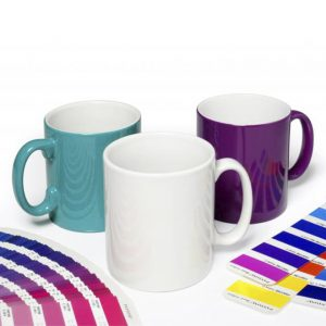 Antibug Durham Colourcoat Mug