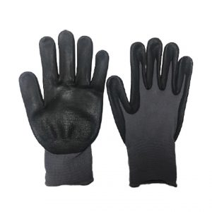 JSME8460 - Nylon & Micro Foam Nitrile Safety Gloves