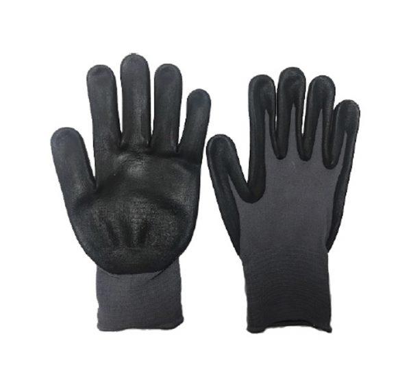JSME8460 - Nylon & Micro Foam Nitrile Safety Gloves